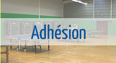 Adhésion E.S Perray Tennis de Table